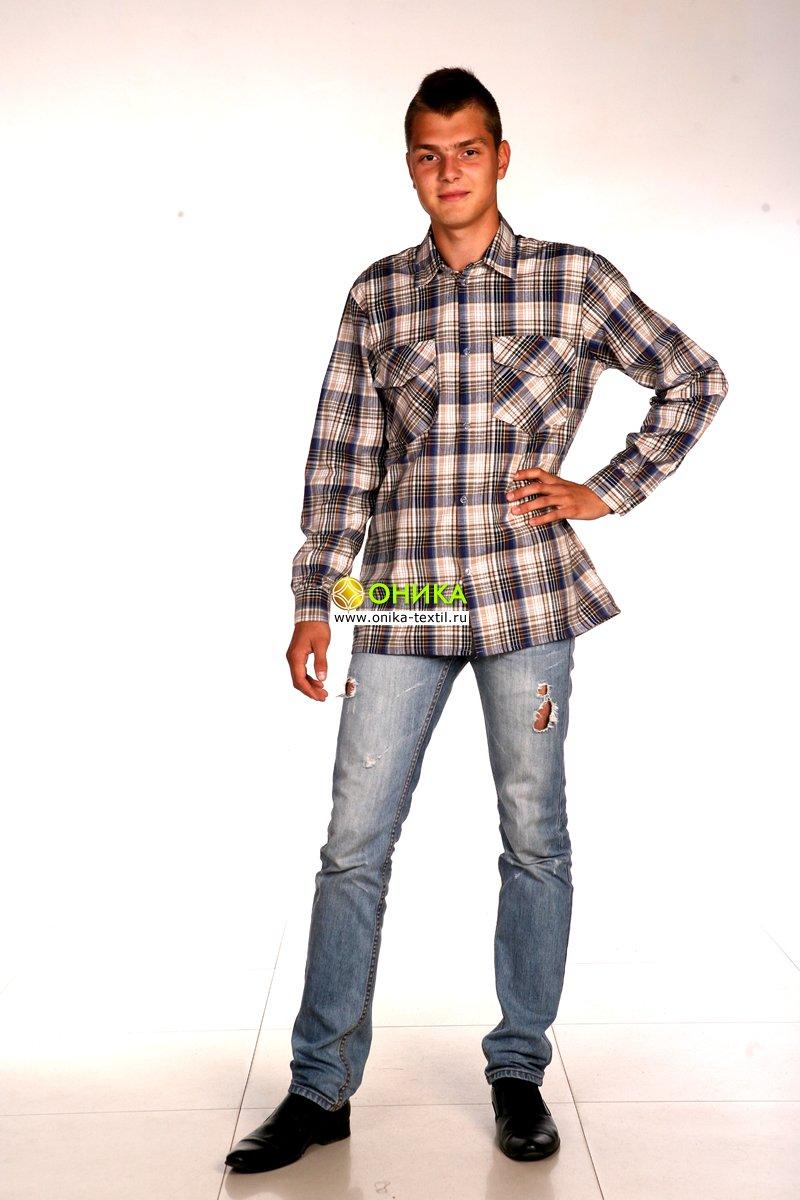 Сорочка мужская (модель №1 фуле)
