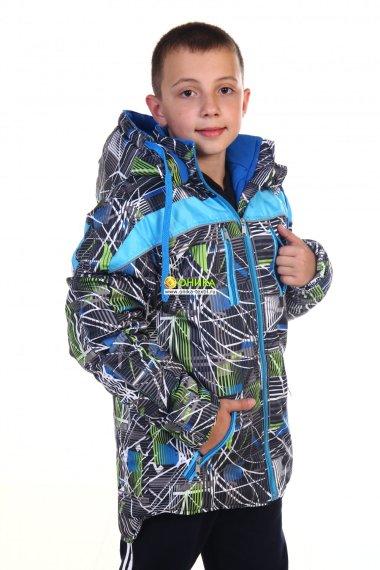Увеличить - Куртка утепл. весна-осень Мальчик мод.№10