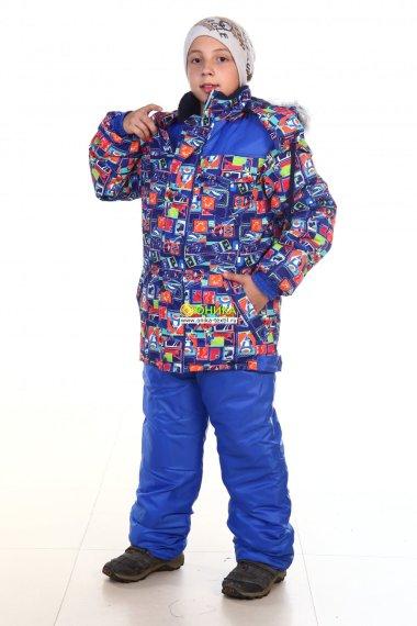 Увеличить - Костюм Зима детский модель №9а