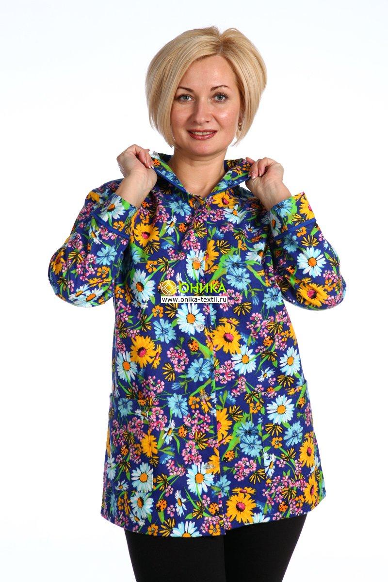 Увеличить - Блуза (модель № 5 фланель)