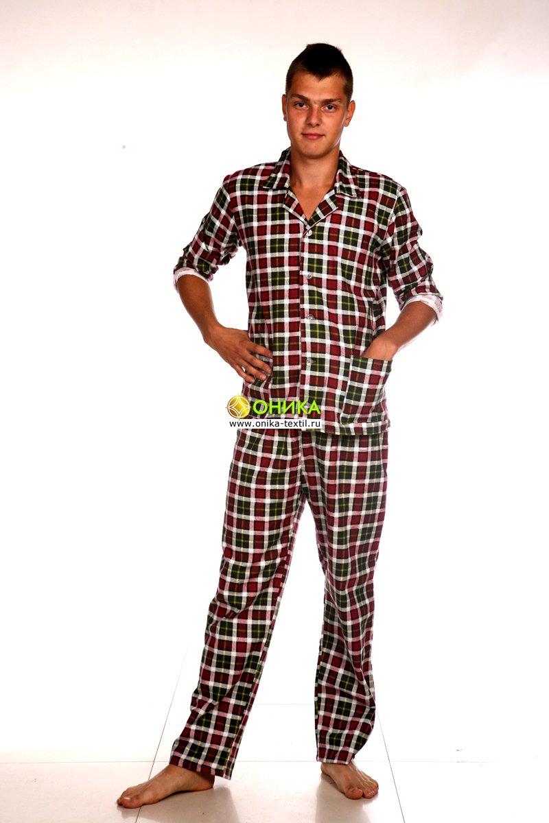 Пижама мужская (фуле)