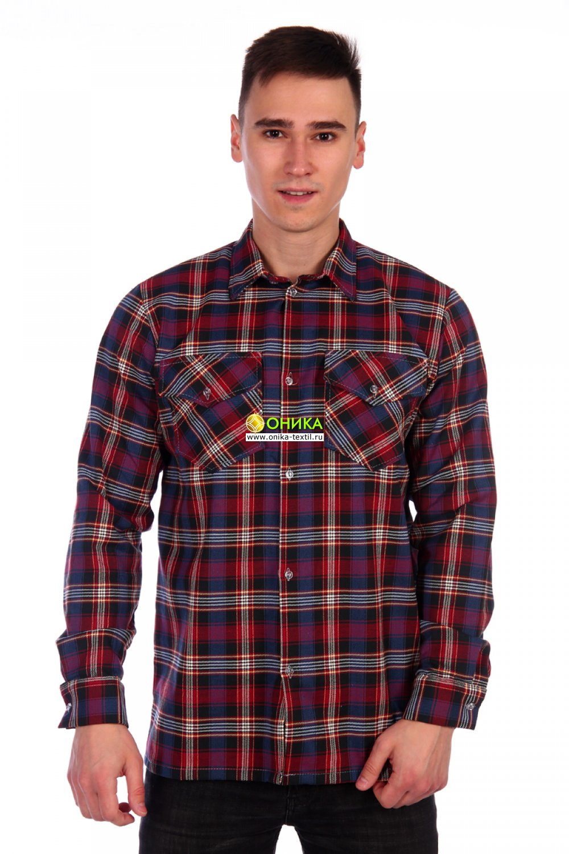 Рубашка мужская (модель №1 фуле)
