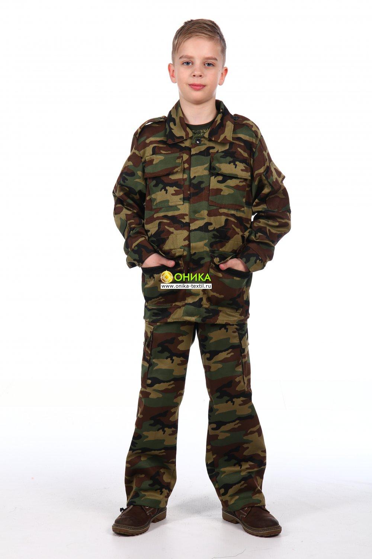 Костюм военно-полевой детский