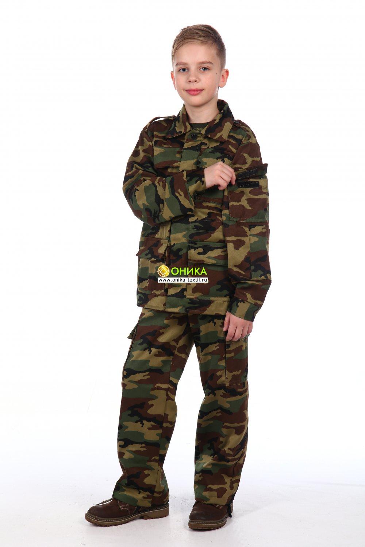 Костюм военно-полевой подростковый (КМФ)