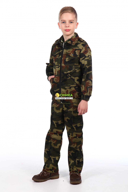 Костюм военно-полевой повседневный детский