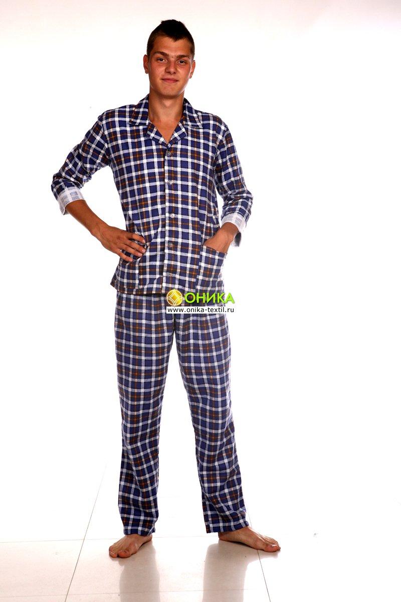 Увеличить - Пижама мужская (бязь)