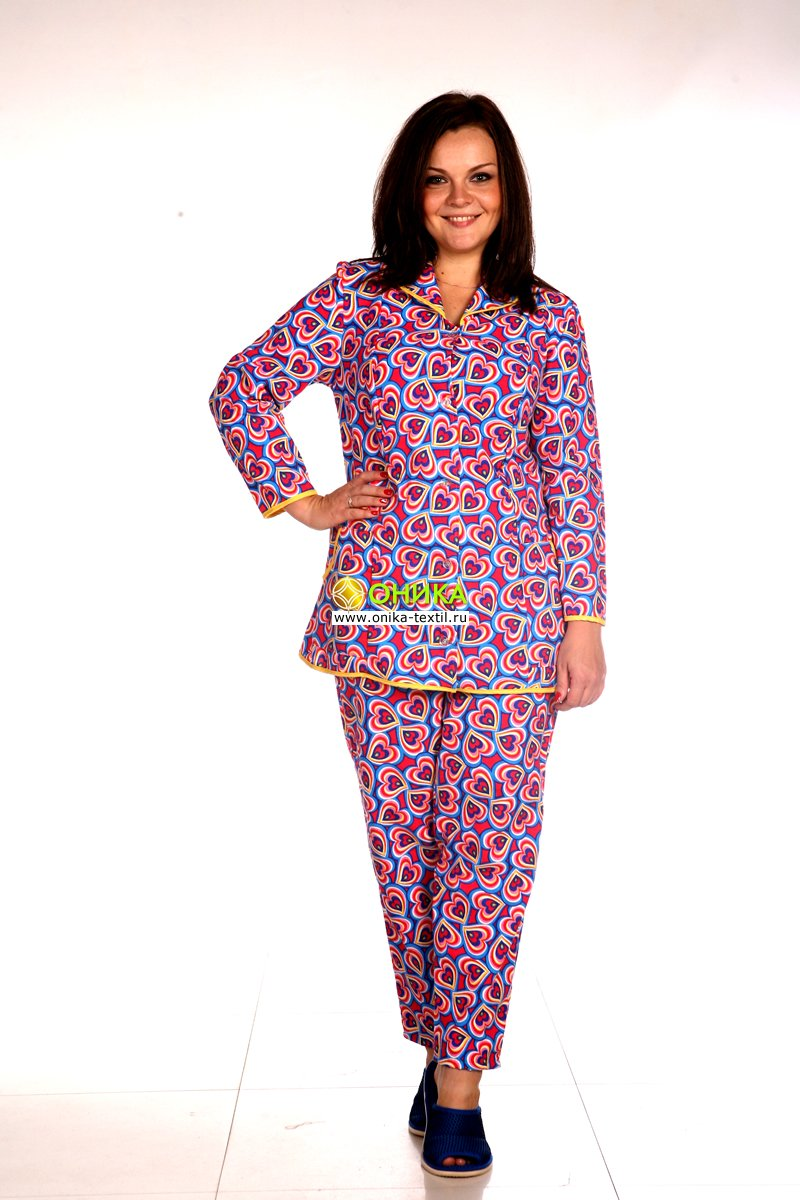 Пижама женская (модель №21)