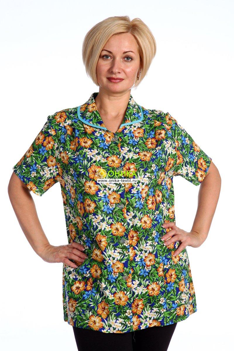 блуза к/р